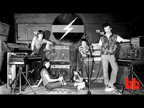 Throbbing Gristle Interview: Boing Boing Video (2009 Reunion Tour)