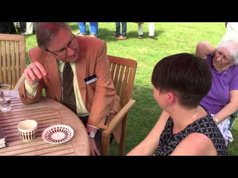 Antiques Roadshow snippet with John Sandon