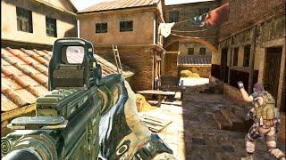 Free Fps Battleground _ Cover strike 3D Commando _ Android Gameplay #2 screenshot 5
