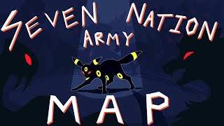 Repeat youtube video Seven Nation Army MAP