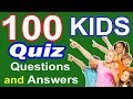 100 KIDS Quiz Simple General Knowledge (GK) with Questions ...