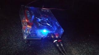 Testando SounDigital SD250.2D 2 canais 250W RMS