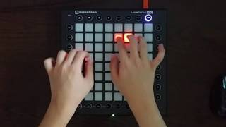 Yiruma River Flows in You Launchpad Pro Cover