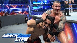 Finn Bálor & Ali vs. Randy Orton & Andrade: SmackDown LIVE, April 30, 2019