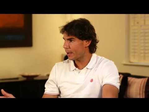 Rafael Nadal Interviewed By HuffPost UK Blogger