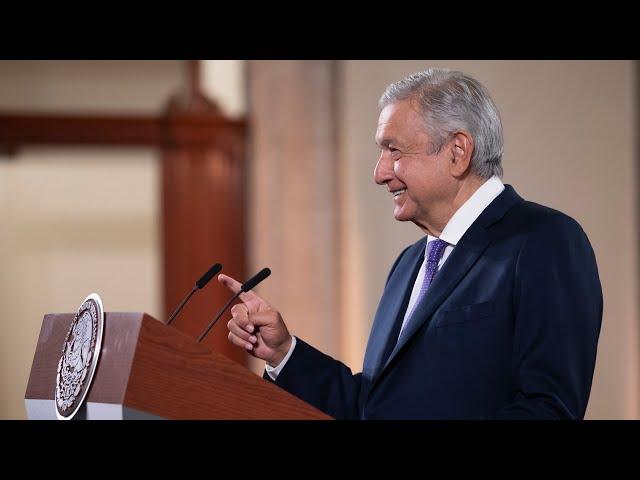 Priorizaremos interés nacional sobre particulares en sector energético. Conferencia presidente AMLO