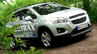 Testbericht Chevrolet Trax [2013] - NEU Roadtest Video Review - EngineReport