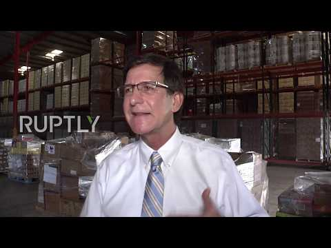 Puerto Rico: Ship with humanitarian aid to set sail for Venezuela