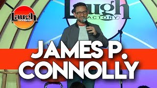 James P. Connolly | I'm 52 | Laugh Factory Las Vegas Stand Up Comedy