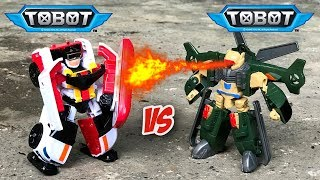 Bermain Tobot V vs Tobot Y 2 ?? Beli Mainan Tobot + Unboxing Mainan Anak Terbaru