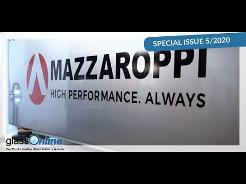 Mazzaroppi: Tempering furnace for glass
