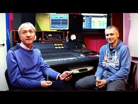 Интервью с лидером группы ZNAKI Алексеем Юзленко о проблемах сведения.