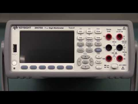 EEVblog #723 - Keysight 34470A 7.5 Digit Multimeter Teardown