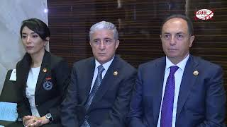 В Баку проходит конференция на тему Правовое государство и конституционное правосудие