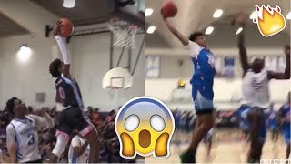 THE MOST SAVAGE DUNKS & POSTERIZES OF 2018!