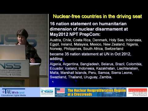 The NPT: Attitudes of Non-Aligned Movement and Non-Nuclear Weapon States