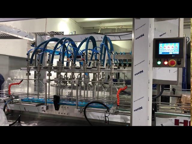 Antifreeze Dolum Makinası - Har Makina A.Ş.