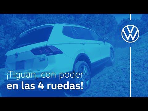 Nación Volkswagen | Llevamos al límite el 4Motion de Tiguan.