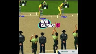 MUHAMMAD AMIR BOWLING ACTION ADDED IN REAL CRICKET 19!!!