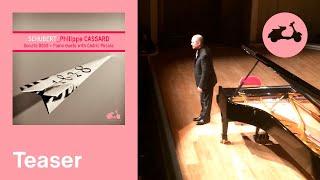 Philippe Cassard, Salle Gaveau (27 novembre 2014)