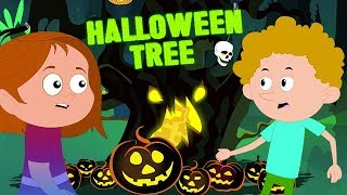 Gambar cover Halloween-Baum | Halloween Lied Für Kinder | Halloween Tree | Kids Tv Deutschland