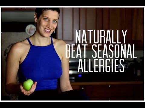 Naturally Beat Seasonal Allergies