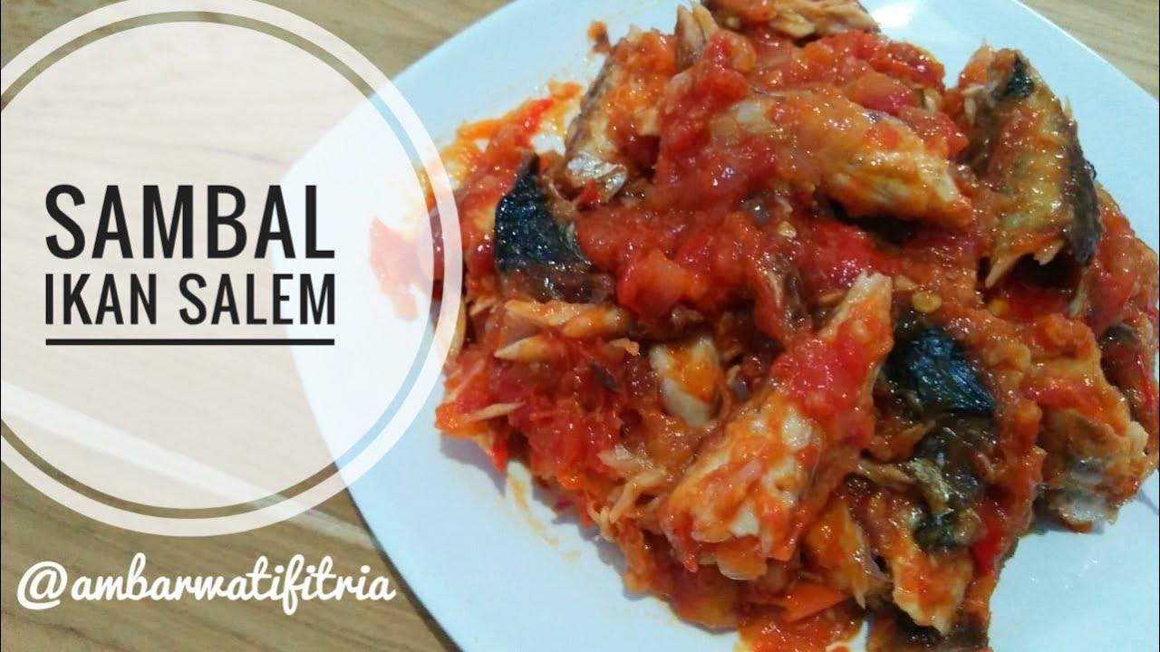Resep Ikan Sambel Bajak / Resepi Ikan Kembung Bakar Sambal ~ Resep Masakan Khas