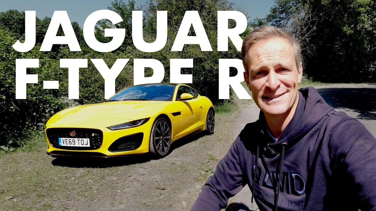 Jaguar F-Type R | 575 PS | Was kann das Kätzchen? | Matthias Malmedie