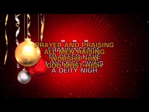 Traditional christmas - We Three Kings (Karaoke)