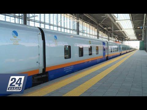 График движения ряда поездов изменили в Казахстане