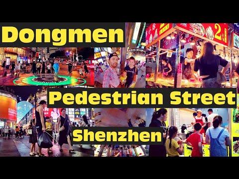 #DongmenPedestrianStreet, #Dongmen, #Shenzhen, #Luohu, #Guangdong, Dongmen Pedestrian Street Shenzhe