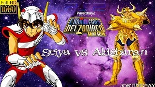 Saint Seiya: The Sanctuary Latino (PS2) - Gameplay en Español Capitulo 1 - HD 720p - #josting Ray