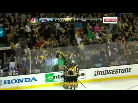 Boston Bruins Run to the 2013 Stanley Cup Finals