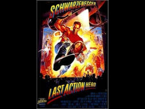 Last Action Hero 1993 with F  Murray Abraham, Art Carney, Arnold Schwarzenegger Movie