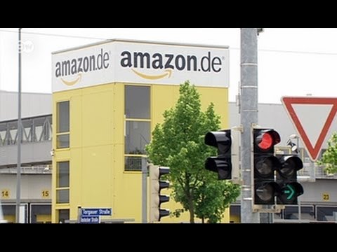 Streik: AmazonMitarbeiter wehren sich  Made in Germany