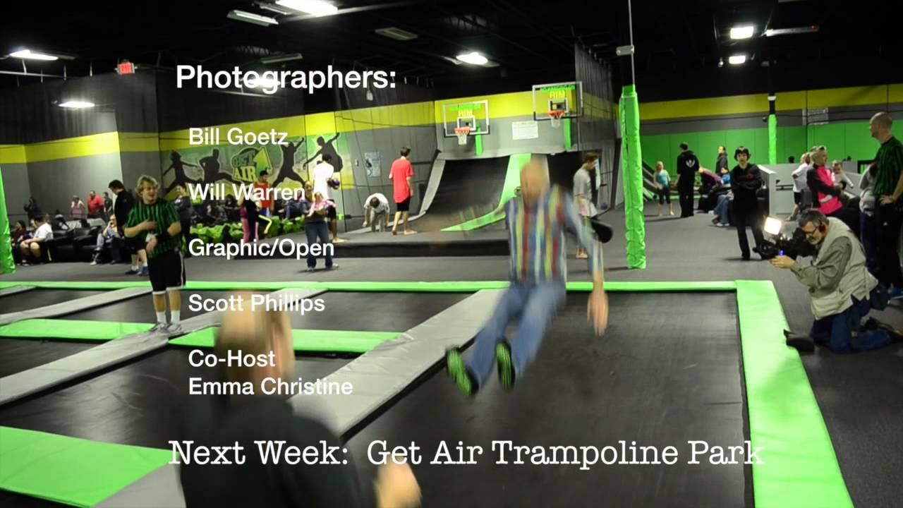 rdtv feb 22nd 2015 get air trampoline park youtube. Black Bedroom Furniture Sets. Home Design Ideas
