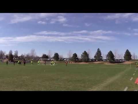 Broomfield Blast SC 00 Boys Red vs Colorado Storm 00B South Royal