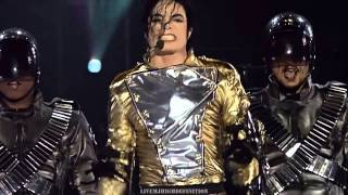 Michael Jackson - They Don't Care About Us - Live Munich 1997- Widescreen HD thumbnail