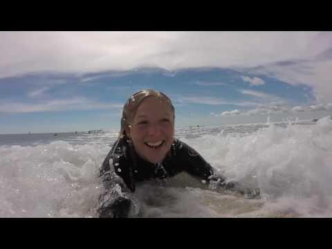 GoPro: Surfing in Lawrencetown, Nova Scotia