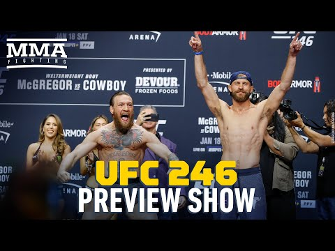 UFC 246 Preview Show - MMA Fighting