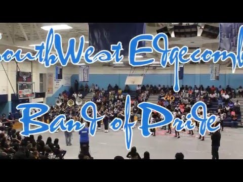SouthWest Edgecombe High School Band   Classic Man   Bad Blood