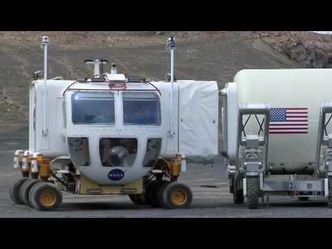 NASA - The Lunar Electric Rover - YouTube