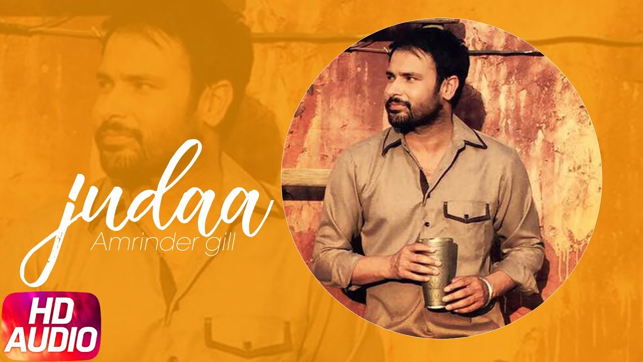 amrinder gill new album judaa