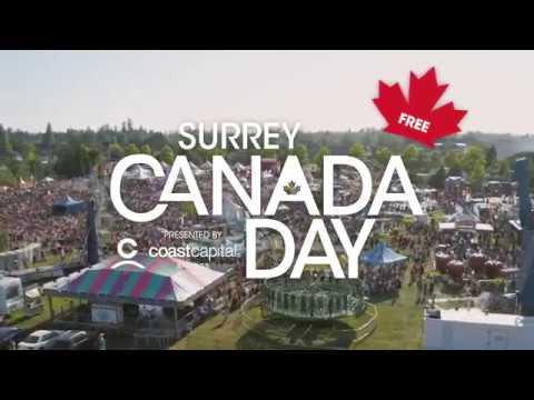 Surrey Canada Day 2019