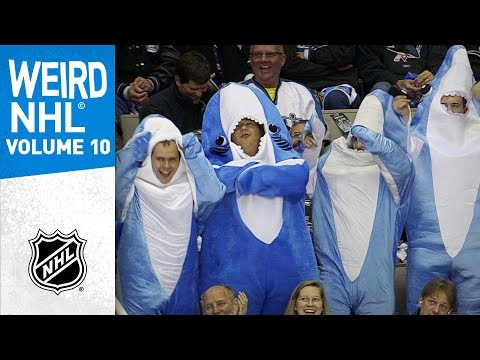 Weird NHL Vol. 10