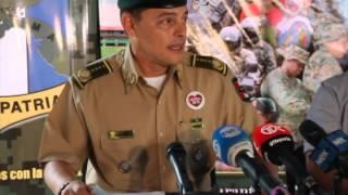 SENAFRONT Conferencia de Prensa de Incidentes en Molinea, Darién y Aligandi, Gunayala