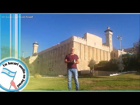 La Tumba De Los Patriarcas Y De Las Matriarcas, Hebron