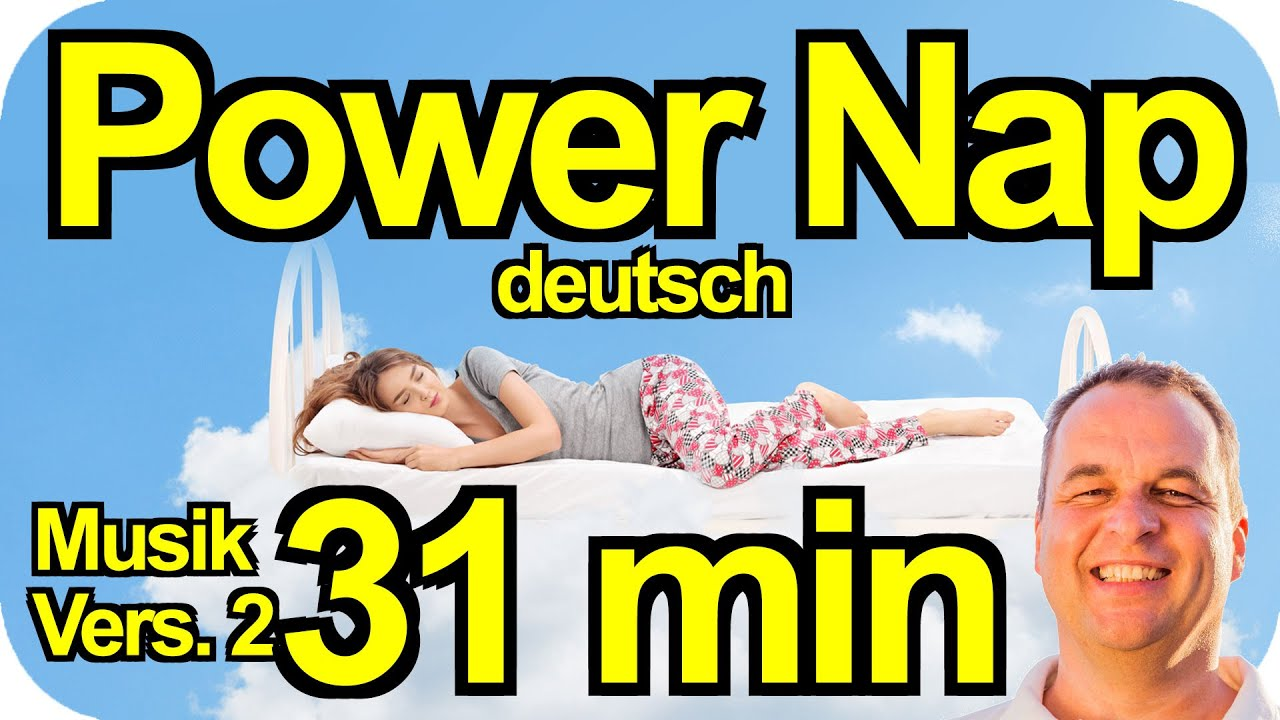 Powernap 31 min: Voller Energie den restlichen Tag genießen. Teste selbst!