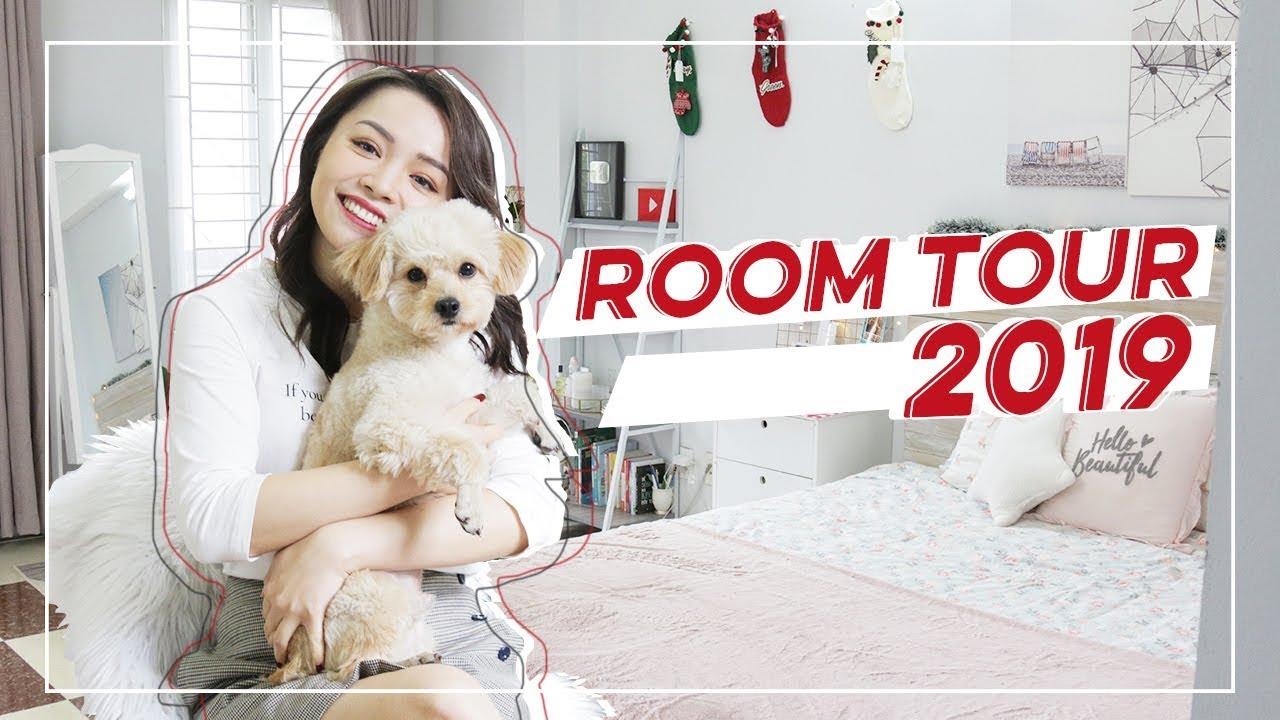 Mời Bạn Vào Phòng Của Trinh Xem Có Gì Nào ♡ Room Tour 23 ♡ TrinhPham