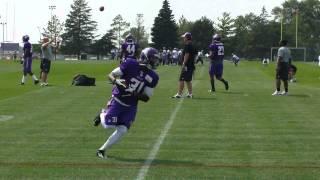 Rookie RB Jerick McKinnon - Vikings